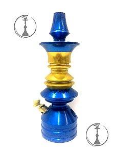 Stem Infinite B2B Azul com Dourado