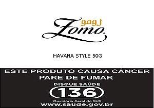 ESSÊNCIA ZOMO HAVANA STYLE 50G