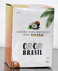 CARVÃO COCO BRASIL 1 KG