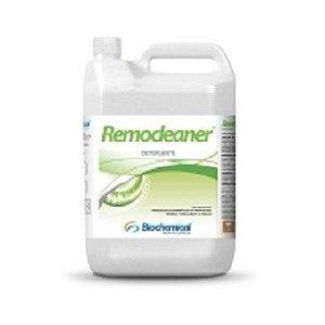 REMOCLEANER GALÃO 5 Lts - Detergente para Limpeza Pesada de Piso Semanal, Quinzenal,Mensal - Biochemical