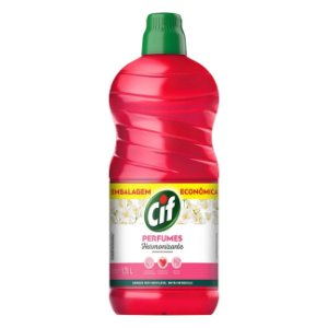 Limpador uso Geral Cif Perfumes Harmonizante 1,75L - Limpador Cif Jasmim do Himalaia