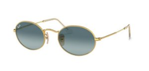 Ray Ban Oval RB3547 001/3M