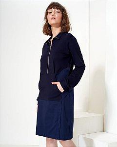 Vestido Moletim + Sarja