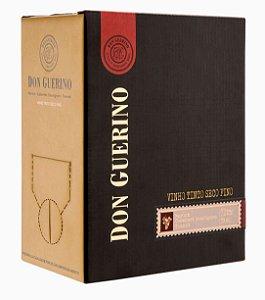 Bag in Box Don Guerino - Tinto 3 Litros