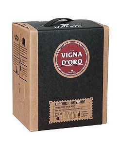Bag in Box Larentis Cabernet Sauvignon 4 litros