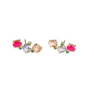 Brinco earcuff strong colors