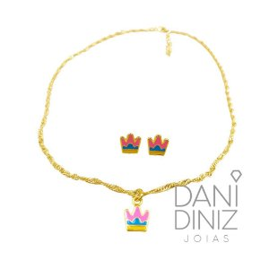 Conjunto Princess Laura