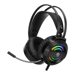 Headset Gamer Usb Rgb Evolut Garen Eg-320 Pc Celular Free Fire Among Us