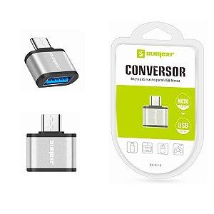 Adaptador Celular Micro USB Para Mouse Teclado Conversor Otg