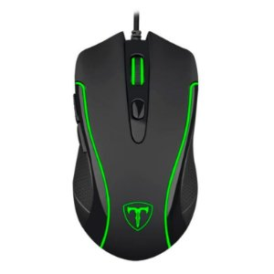 Mouse Gamer RGB 3200DPI 6 Botões Private T-Dagger