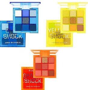 paletas de sombras sp color