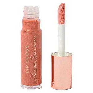 lip gloss  nude mari Saad - lip gloss nude me