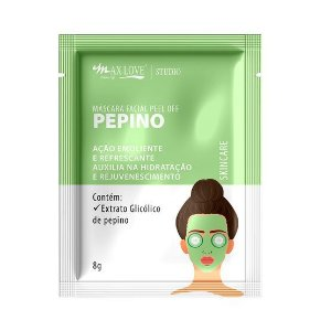 mascara facial sache pepino max love