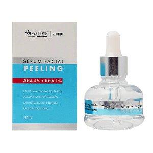 serum facial peeling  - max love