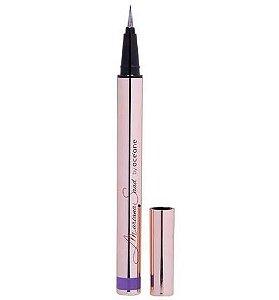 caneta delineadora mari saad - real violet