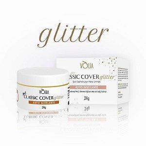 Gel Classic Cover Glitter - Volia