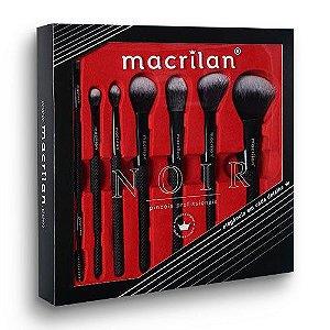 kit pincel noir -  macrilan