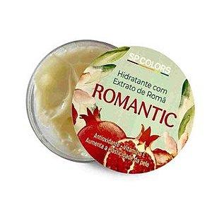 Hidratante Romentic Com Extrato De Romã – SP COLORS