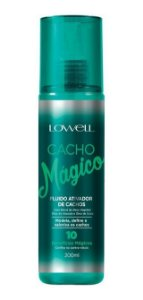 Lowell Cacho Mágico Fluido Ativador De Cachos