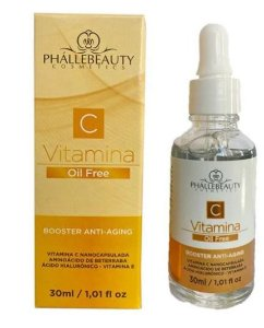 Sérum Vitamina C Phállebeauty