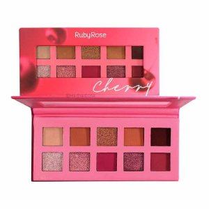 Paleta de Sombra Cherry - Ruby rose