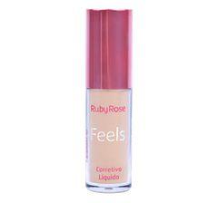 Corretivo Feels Caramelo 50 - Ruby Rose