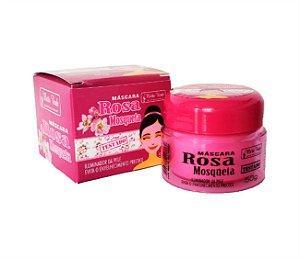 Mascara Facial Rosa Mosqueta 50g Matto Verde