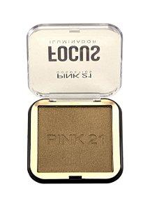Iluminador Focus Pink 21 Cosmetics COR 04