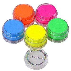 Tinta Facial Colormake Fluor  (5 Unidades)
