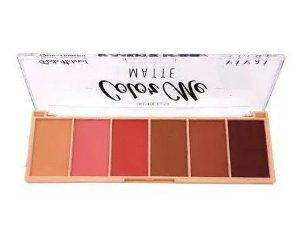 Paleta de Blush Color Me Vivai