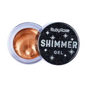 Iluminador Shimmer em Gel - Cor 03 - Ruby Rose