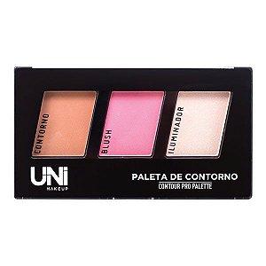 Paleta De Contorno Contour Pro Palette Uni Makeup