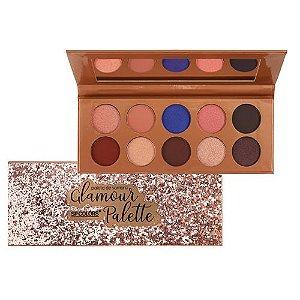 Paleta de Sombras Glamour Palette SP COlORS Versão B