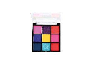 Paleta de Sombras Color POP Febella Cor 4