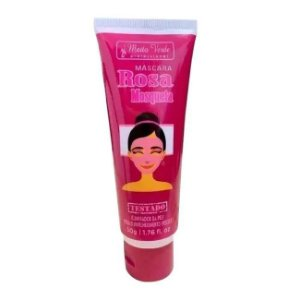 Máscara Facial Rosa Mosqueta Bisnaga 50g Matto Verde