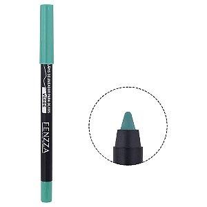 Lápis Colorido Delineador Para Olhos à Prova D'água Fenzza Verde