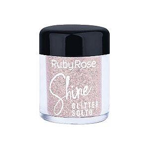 Glitter Solto Bronze Shine - Ruby Rose
