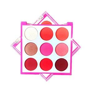 Paleta de Sombras Candy Flavor Very Berry(2)