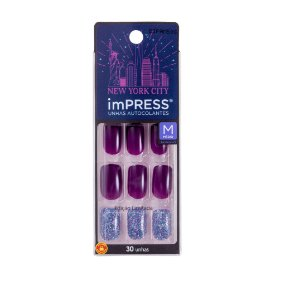 Unhas Postiças Kiss Ny Impress New York City Roof Top