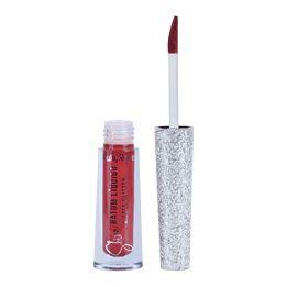 Batom Líquido Shine - Kisses Glitter 366 - Ruby Rose