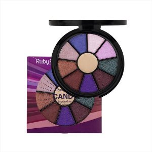 Paleta de Sombras Candy Ruby Rose