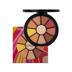 Paleta de sombra SUNSET Ruby Rose