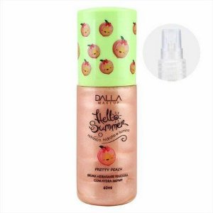 Bruma Hidratante Hello Summer Pretty Peach Dalla Makeup