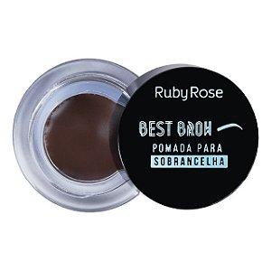 Gel Para Sobrancelha Dark - Best Brow - Ruby Rose