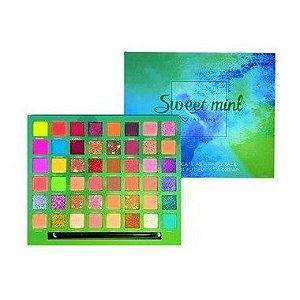 Paleta de Sombras Sweet Mint Jasmyne
