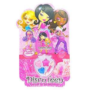 Estojo de Maquiagem Infantil Discoteen (D) HB 86507