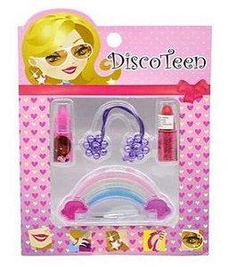 Estojo de Maquiagem Infantil Discoteen  (D)  HB86503