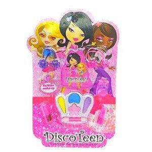 Estojo de Maquiagem Infantil Discoteen (A) HB 86507