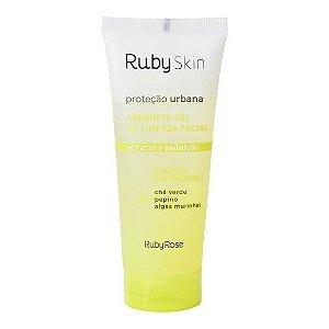 Sabonete Gel De Limpeza Proteção Urbana Ruby Skin - Ruby Rose