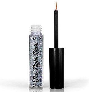Delineador Glitter Holográfico The Night Liner Dalla Makeup